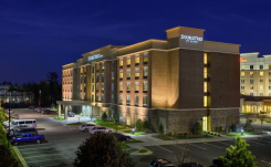 DoubleTree by Hilton Raleigh-Cary
